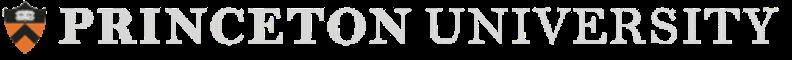 Princeton University homepage
